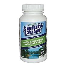 Simply Clean Powder Bleach 600g