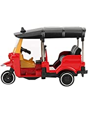Vehicles Toy Highly Simulation Car Model Toy Bright Colors for Boys and Girls(red)