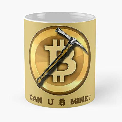 Bitcoin Cryptocurrency Can You Be Mine - 11 Oz Coffee Mugs Ceramic,the Best Gift For Holidays.