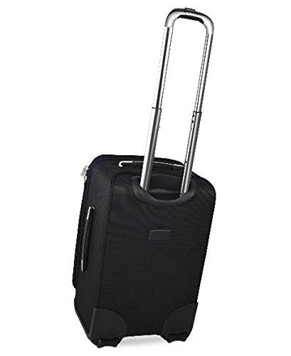 Joy Mangano Bobby Carryon Luggage, Black