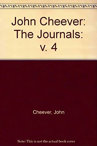 book cover of Journals of John Cheever Volume 4