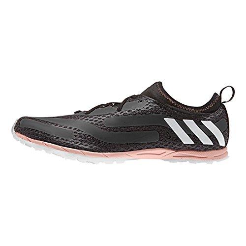 Adidas Performance Womens Xcs W Scarpa Da Corsa Da Sci Nordico Nero / Bianco / Rosa Vapore