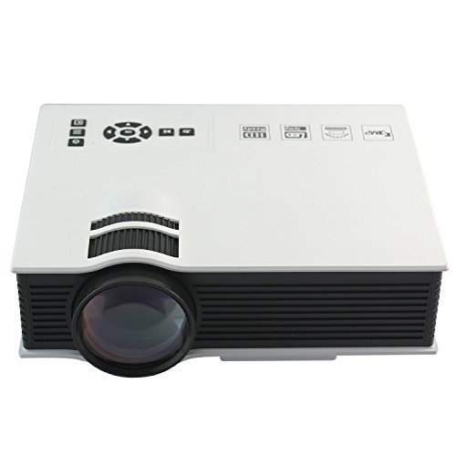 800 Lumens Home Theater Mini Portable Led Multimedia: Xinda 800 Lumens Mini Multimedia Portable Projector LCD