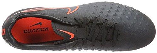 Pictures of Nike Men's Magista Onda II FG Black/Black Total Crimson 3