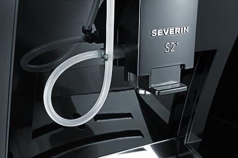 Severin KV 8023 - Cafetera superautomática S2, tecnología One ...