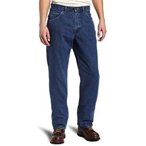 Key Apparel Men's Ring Spun Denim 5-Pocket Jean