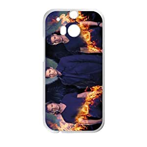 Fire Man Hot Seller Stylish Hard Case For HTC One M8