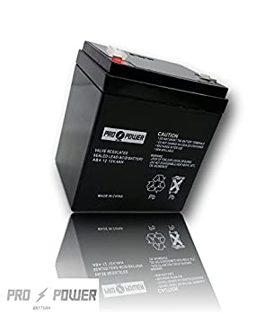 Pro Power 12V 4AH Replacement Battery for B&B BP4-12
