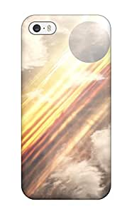 High-quality Durable Protection Case For Iphone 5/5s(planets Sci Fi)