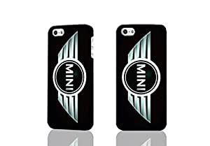 New Mini Logo Cooper 3D Rough Case Skin, fashion design image custom , durable hard 3D case cover for iPhone 4 4S , Case New Design By Codystore