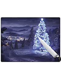 Purchase A Very Merry Christmas v149 Large Cutting Board offer