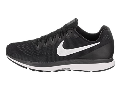 NIKE Men's Air Zoom Pegasus 34 Running Shoe Black/White/Dark Gray/Anthracite low cost clearance sale online shopping buy cheap sast sale big sale p8qsq