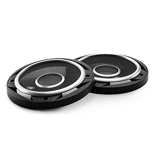 JL Audio JX400/4D 4-channel car amplifier 70 watts RMS x 4 + C2-650 450W 6.5'' 2-Way Evolution C2 Series Component Car Speakers System +C2-650x 450W 6.5'' 2-Way Evolution C2 Series Coaxial Car Speakers by JL Audio (Image #7)