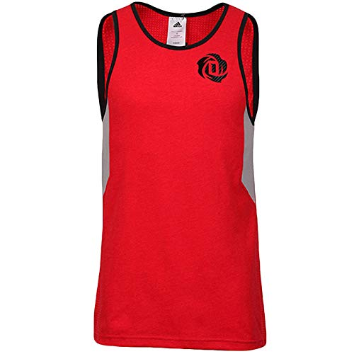 adidas Performance Mens Rose 773 Tank Top -XLT