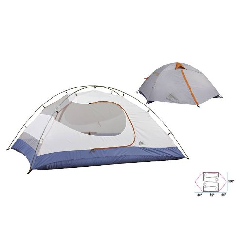 Kelty Gunnison 4.1 Tent,  4 Person, 3 Season, Outdoor Stuffs