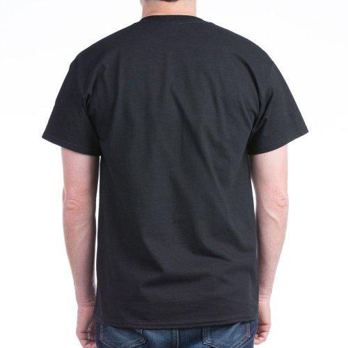 CafePress 392 hemi T-Shirt Dark T-Shirt - L Black
