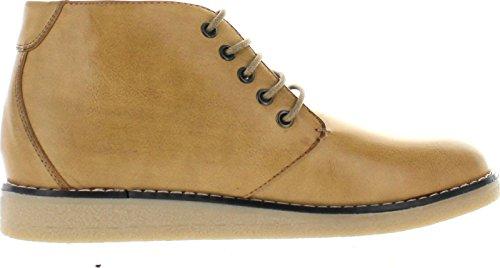Rocawear Mens Fred-01 Chukka Boots Tan