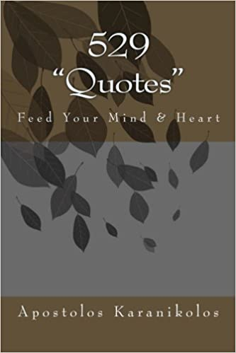 529 Quotes Feed Your Mind Heart Greek Edition Apostolos