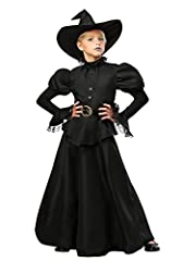 The Fun Costumes Classic Black Witch Costume There is nothing as magical as stepping into a costume and feeling like the whole world has changed! That's the goal we have with all our Made by Us costumes, especially this Girl's Witch Costume. ...