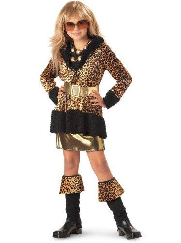 Runway Diva Costume: Girl's Size 8-10