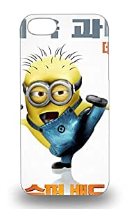 Iphone Premium Protective Hard 3D PC Soft Case For Iphone 5/5s Nice Design American Despicable Me ( Custom Picture iPhone 6, iPhone 6 PLUS, iPhone 5, iPhone 5S, iPhone 5C, iPhone 4, iPhone 4S,Galaxy S6,Galaxy S5,Galaxy S4,Galaxy S3,Note 3,iPad Mini-Mini 2,iPad Air )