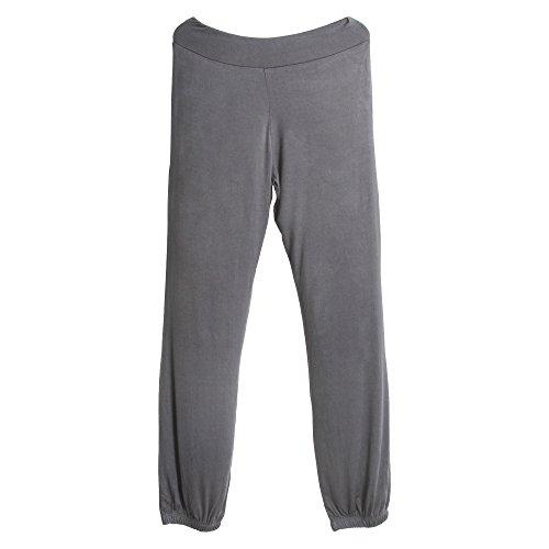 "Sidiou Group casuales Pantalones de deporte & Yoga, vestido de yoga, Pantalones de yoga , Pantalones de ejercicios deportivos & Yoga, Pantalones de danza & ejercicios deportivos "" gris oscuro"