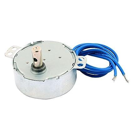 eDealMax AC 100-127 V 10-12R / CCW Min/Dirección CW 4W 2 ...