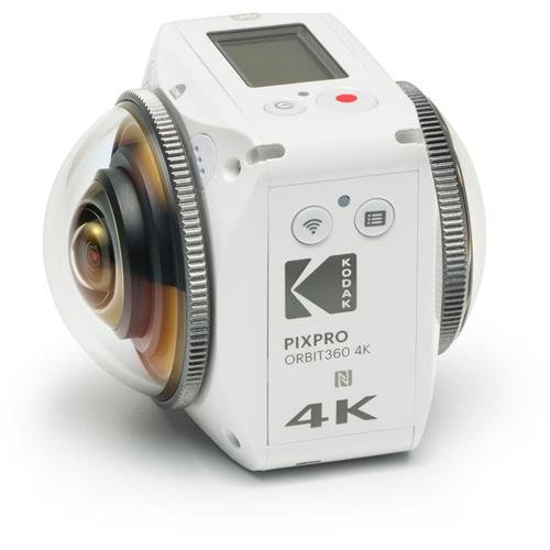 KODAK PIXPRO ORBIT360 4K 360° VR Camera Satellite Pack