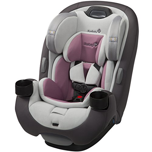 Safety 1st Grow and Go EX Air 3-in-1 Convertible Car Seat, Dusty Rose