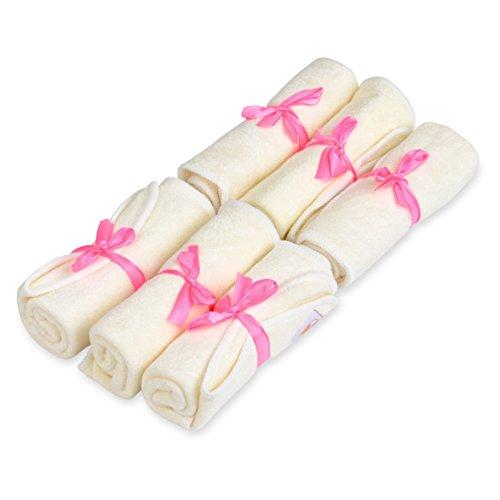 Momma Bear Organic Reusable Washcloths product image