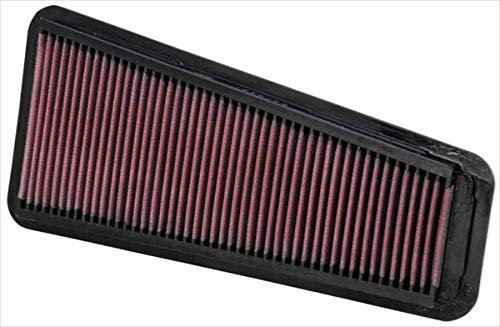 K&N engine air filter, washable and reusable:  2002-2015 Toyota Mid-size Truck and SUV V6 (4-Runner, Tacoma, Hilux, Land Cruiser, Prado, FJ Cruiser) 33-2281