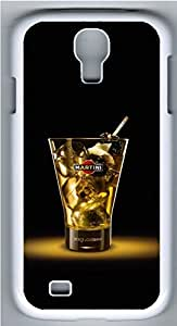Samsung Galaxy S4 I9500 Cases & Covers - Nice Martini PC Custom Soft Case Cover Protector for Samsung Galaxy S4 I9500 - White