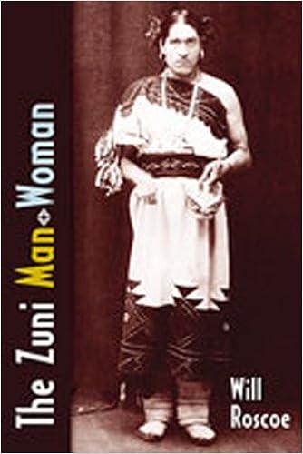 Zuni Man Woman