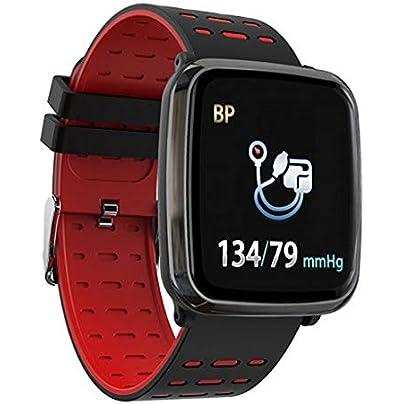 HFXLH Smart bracelet PPG ECG smartwatch heart rate blood pressure ip67 smartband waterproof smart watch sport men smart wristband Estimated Price £91.00 -