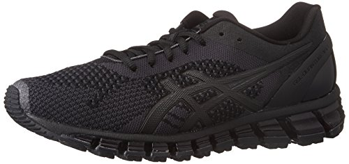 ASICS Men Gel-Quantum 360 Knit, Black/Onyx/Dark Grey BLACK/ONYX/DARK GREY