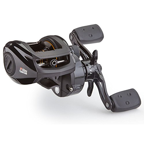 Abu Garcia PMAX3-L Pro Max Low-Profile Baitcast Fishing Reel, Left Hand