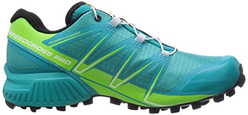 granny Chaussures Pro Speedcross Salomon white Multicolore Running Green Femme teal Blue De Compétition F Pq6qExw5