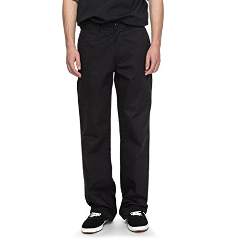 DC Shoes Mens Dc Shoes Core All Season - Skate Pants - Men - 32 - Black Black 32 from DC