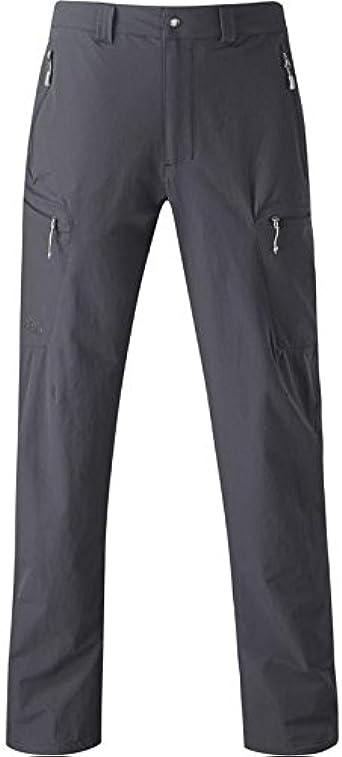 RAB Sawtooth - Pantalones de Escalada para Hombre, Color