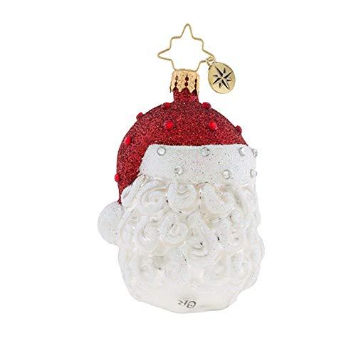 Christopher Radko Simply Fabulous Little Gem Christmas Ornament
