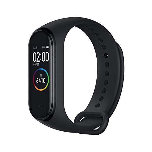 "GOGOUPI Mi Band 4 Smart Bracelet 0.95"" AMOLED Color Screen 135mAh 50M Waterproof 6-Sport Modes"