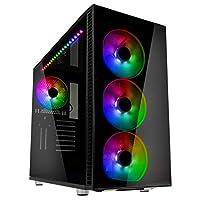 Fractal Design – FD-CA-DEF-S2V-RGB-BKO-TGD