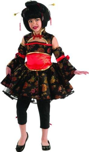 Littl (Geisha Halloween Costume Kids)