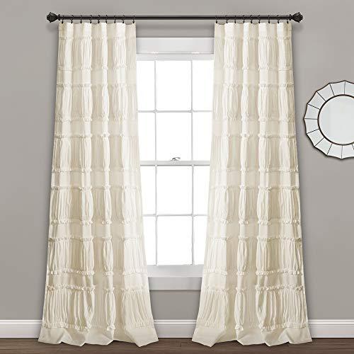 Lush Decor Ruffle Window Curtain product image