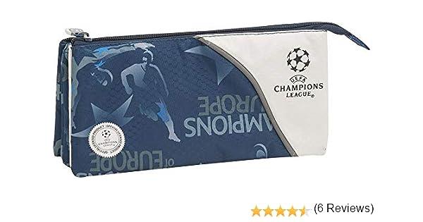 Portatodo Tres Compartimentos Champions Player: Amazon.es: Equipaje