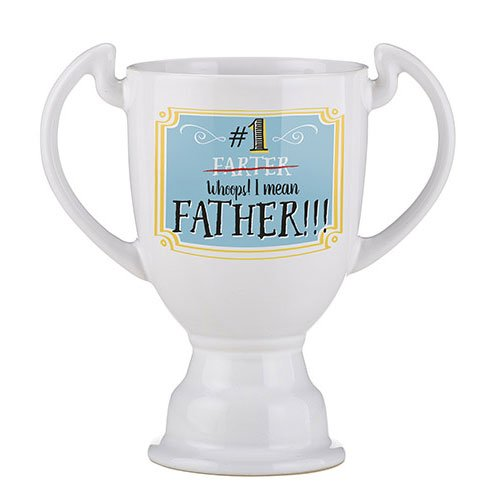 Papel - TROPHY MUG - #1 FATHER - #YD313