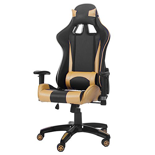 Merax Fantasy Series Racing Style Pu Leather Gaming Chair