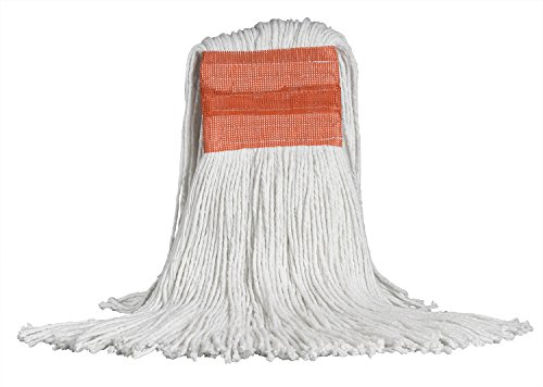 M2 Professional SYNRAY Rayon 32oz Cut-End Mop Replacement Head, 5