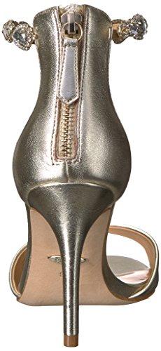 cheap sale footlocker Badgley Mischka Women's Sindy Heeled Sandal Platino low shipping cheap price sale best seller shop offer cheap online buy cheap top quality 2QQB1