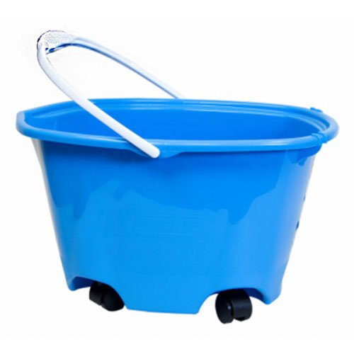 Quickie EZ-Glide Multi-Purpose 5-Gallon Bucket on Wheels